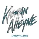 Comfortable (Remix) (feat. Bonkaz, Paigey Cakey)/Kieran Alleyne