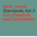 Standards (Vol. 2)/Keith Jarrett, Gary Peacock, Jack DeJohnette
