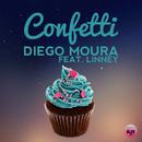 Confetti (Radio Edit) (feat. Linney)/Diego Moura