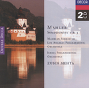 Mahler: Symphonies Nos. 1 & 3/Maureen Forrester, Israel Philharmonic Orchestra, Los Angeles Philharmonic, Zubin Mehta
