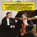 Mozart: Sonatas For Piano And Violin, K.376 & K.377; Variations K.359 & K.360/Itzhak Perlman, Daniel Barenboim
