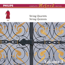 Mozart: The String Quartets, Vol.3 (Complete Mozart Edition)/Quartetto Italiano