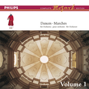 Mozart: The Dances & Marches, Vol.1 (Complete Mozart Edition)/Wiener Mozart Ensemble, Willi Boskovsky