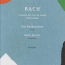 Bach: Drei Sonaten für Viola da Gamba und Cembalo/Kim Kashkashian, Keith Jarrett