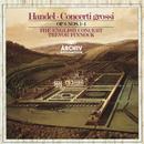Handel: Concerti grossi Op. 6, Nos.1-4/Simon Standage, Elizabeth Wilcock, Anthony Pleeth, Robert Woolley, The English Concert, Trevor Pinnock