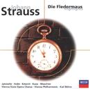 Strauss, J. II: Die Fledermaus - highlights/Gundula Janowitz, Renate Holm, Wolfgang Windgassen, Eberhard Wächter, Karl Böhm, Wiener Philharmoniker