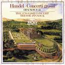 Handel: Concerti Grossi, Op.6, Nos.9-12/Simon Standage, Elizabeth Wilcock, Anthony Pleeth, Robert Woolley, The English Concert, Trevor Pinnock