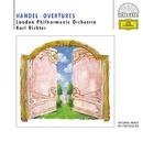 ヘンデル:序曲集/Hedwig Bilgram, London Philharmonic Orchestra, Münchener Bach-Orchester, Karl Richter