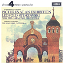 Mussorgsky-Stokowski: Pictures At An Exhibition/New Philharmonia Orchestra, Leopold Stokowski