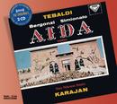 Verdi: Aida/Renata Tebaldi, Giulietta Simionato, Carlo Bergonzi, Singverein Der Gesellschaft Der Musikfreunde, Wiener Philharmoniker, Herbert von Karajan
