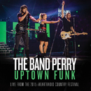 Uptown Funk (From The 2015 iHeartRadio Country Festival)/The Band Perry