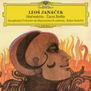 Janácek: Sinfonietta; Taras Bulba/Symphonieorchester des Bayerischen Rundfunks, Rafael Kubelik