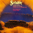 Scriabin: 3 Symphonies; Poéme de l'extase; Poéme du feu (Promethée)/Eliahu Inbal & Frankfurt Radio Symphony Orchestra