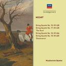 Mozart: String Quartets KV 428, 458, 464, 465/Musikverein Quartet, Rainer Küchl, Peter Wächter, Peter Götzel, Franz Bartolomey