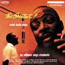 The Greatest!! Count Basie Plays, Joe Williams Sings Standards/Joe Williams, Count Basie