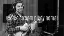 Všetko (Lyric Video)/Adam Ďurica