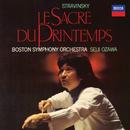 ストラヴィンスキー:バレエ<春の祭典>/Boston Symphony Orchestra, Seiji Ozawa