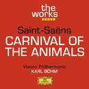 Saint-Saens: Carnival of the Animals/Alfons Kontarsky, Aloys Kontarsky, Wiener Philharmoniker, Karl Böhm