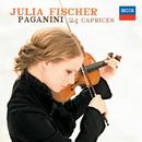 Paganini: 24 Caprices, Op.1/Julia Fischer
