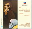 Liszt: Eine Faust-Symphonie; Magnard: Symphony No.3/Werner Krenn, Choeur Pro Arte de Lausanne, L'Orchestre de la Suisse Romande, Ernest Ansermet