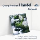 Händel: Concerti per solisti (Audior)/The English Concert, Trevor Pinnock