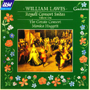 Lawes: Royall Consort Suites Volume 1/The Greate Consort, Monica Huggett