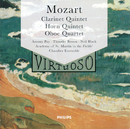 Mozart: Clarinet Quintet; Horn Quintet; Oboe Quartet/Academy of St. Martin in the Fields Chamber Ensemble