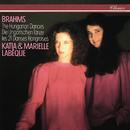 Brahms: 21 Hungarian Dances/Katia Labèque, Marielle Labèque