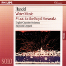 Handel: Water Music/Music for the Royal Fireworks/English Chamber Orchestra, Raymond Leppard