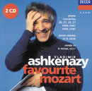 Favourite Mozart - Piano Concertos Nos. 20, 21, 23, 27 etc./Vladimir Ashkenazy, Philharmonia Orchestra