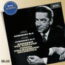 ブラームス:交響曲第3番/ドヴォルザーク:交響曲第8番/Wiener Philharmoniker, Herbert von Karajan