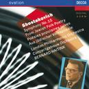 "Shostakovich: Symphony No.15 ""From Jewish Folk Poetry""/Elisabeth Söderström, Ortrun Wenkel, Ryszard Karcykowski, London Philharmonic Orchestra, Concertgebouw Orchestra of Amsterdam, Bernard Haitink"
