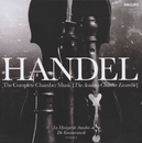 Handel: Complete Chamber Music (9 CDs)/Academy Chamber Ensemble