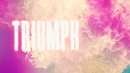 Triumph(Lyric Video)/Anja Nissen