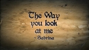 The Way You Look At Me (Lyric Video)/Sabrina