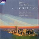 Copland: Sextet; Piano Quartet; Vitebsk; 2 Pieces for string quartet/Vanbrugh Quartet, Martin Roscoe, Michael Collins