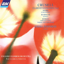 Crusell: Clarinet Concerto No. 2 / Weber: Concertino / Rossini: Introduction, Theme and Variations/Emma Johnson, English Chamber Orchestra, Sir Charles Groves
