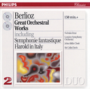 Berlioz: Great Orchestral Works (2 CDs)/Nobuko Imai, London Symphony Orchestra, Sir Colin Davis