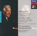 Mozart: Great Piano Concertos/Vladimir Ashkenazy, Philharmonia Orchestra