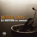 Better Days (feat. WandaBoy)/DJ Ganyani