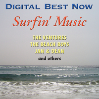 Digital Best Now Surfin' Music