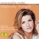 Tchaikovsky / Korngold: Violin Concertos/Anne-Sophie Mutter, Wiener Philharmoniker, London Symphony Orchestra, André Previn