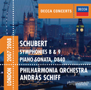 Schubert: Symphonies 8 & 9 etc/Philharmonia Orchestra, András Schiff
