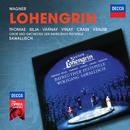 Wagner: Lohengrin (Live In Bayreuth / 1962)/Jess Thomas, Anja Silja, Astrid Varnay, Ramon Vinay, Franz Crass, Tom Krause, Chor der Bayreuther Festspiele, Orchester der Bayreuther Festspiele, Wolfgang Sawallisch