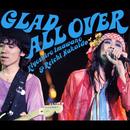 GLAD ALL OVER (Live)/忌野清志郎, 仲井戸麗市