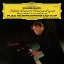 Brahms: Piano Concerto No.1/Emil Gilels, Berliner Philharmoniker, Eugen Jochum