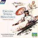 English String Miniatures/David Lloyd Jones, Royal Ballet Sinfonia