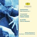 Shostakovich: Cello Concerto No. 2. Tchaikovsky: Rococo Variations; Andante cantabile. Glazunov: Chant du Ménestrel/Mstislav Rostropovich
