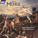 Méhul: Overtures/Orchestre De Bretagne, Stefan Sanderling
