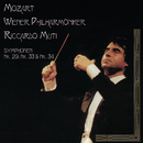 Mozart: Symphonies Nos. 29, 33 & 34/Riccardo Muti, Wiener Philharmoniker